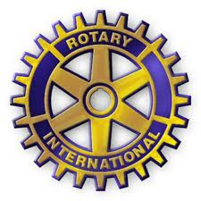Logo of the Rotary Clubs