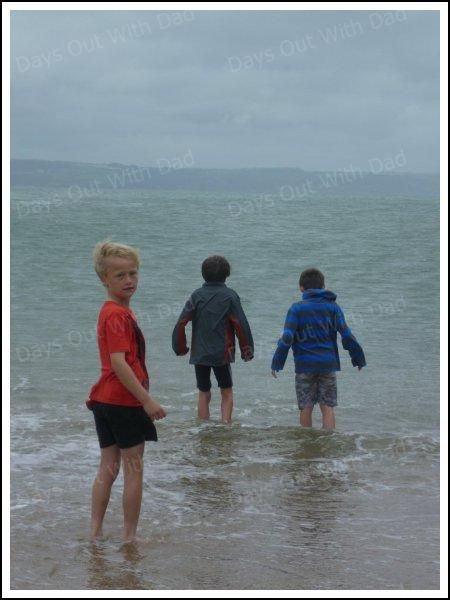 DOWD Camping Manorbier 2012 (24)