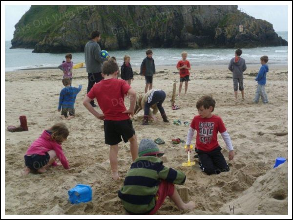 DOWD Camping Manorbier 2012 (3)