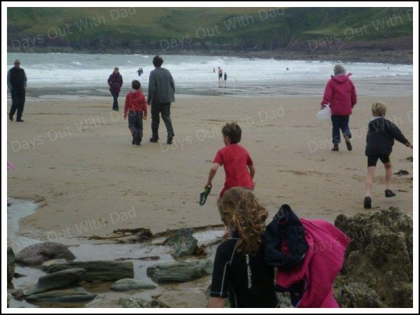 DOWD Camping Manorbier 2012 (39)
