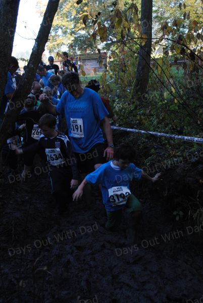 Days out with dad. Mud run 2012 024