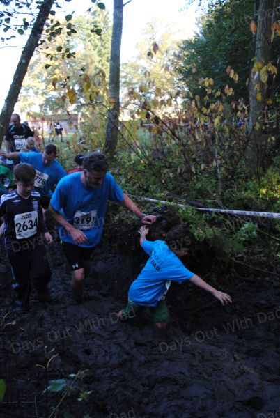 Days out with dad. Mud run 2012 025