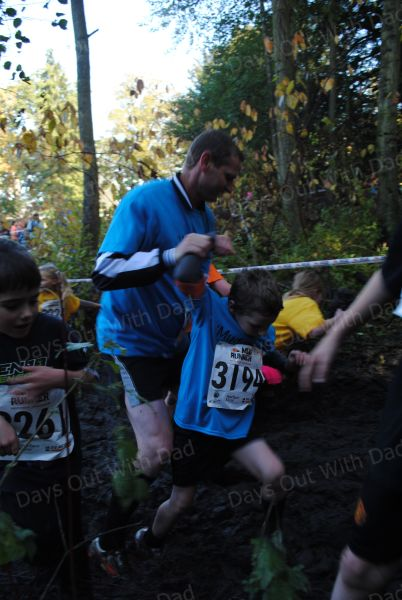 Days out with dad. Mud run 2012 030