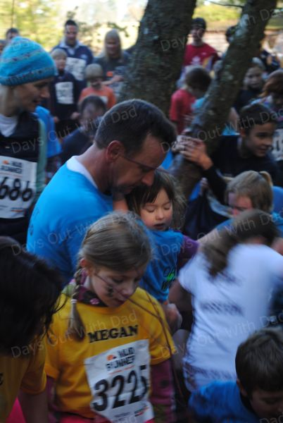 Days out with dad. Mud run 2012 040