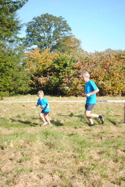 Days out with dad. Mud run 2012 051