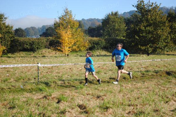 Days out with dad. Mud run 2012 053