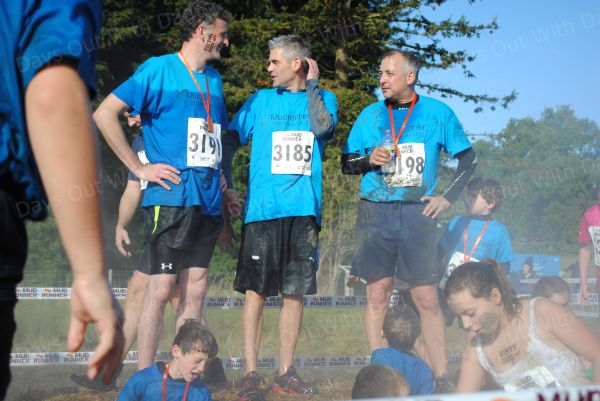 Days out with dad. Mud run 2012 062